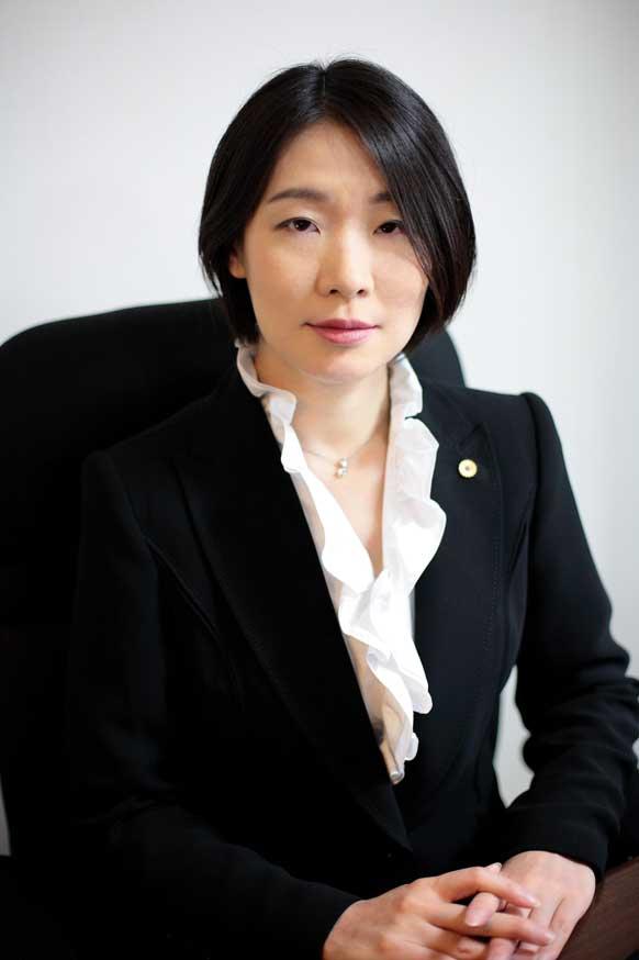 代表社員 社会保険労務士 織田純代